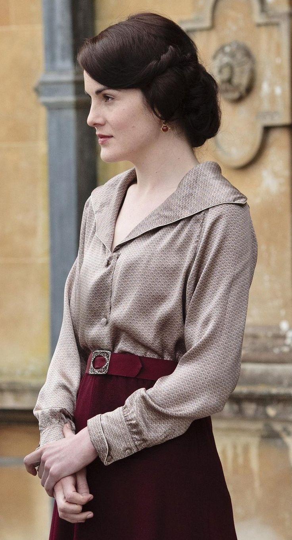 Lady Mary...