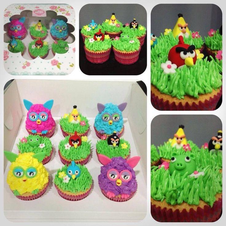 Furby angrybird