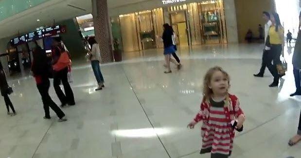 Allahu Akbar ! Gadis Kecil Amerika pun Kagum Dengan Keindahan Suara Adzan