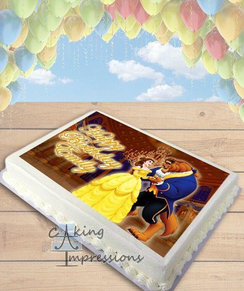 22 best Disney Princess Birthday Cakes images on Pinterest Cake
