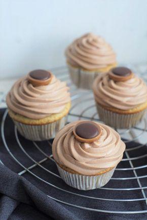 Toffifee Cupcakes – unglaublich cremig und lecker   – Kindergeburtstag
