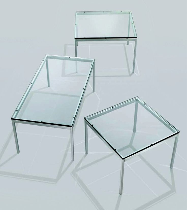 Glass tables for office furniture design - perfect for breakout areas in the office space.  #office #furniture #workspace #workplace
