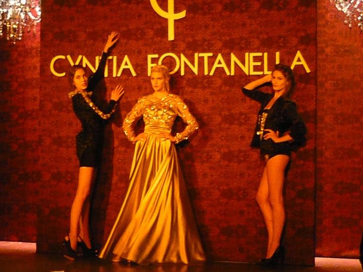 4˚ Dia de Paraná Business Collection - Desfile de moda festa Inverno 2013, Cyntia Fontanella