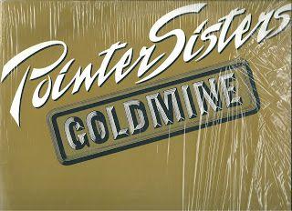 "MEDUSABOY: Pointer Sisters - Goldmine ( 12"" inch Mix U.S.A.)"