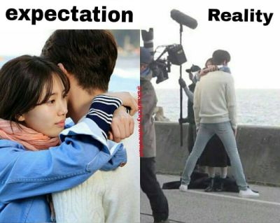 #Filming of Uncontrollably Fond {BTS} #KDrama #Humour
