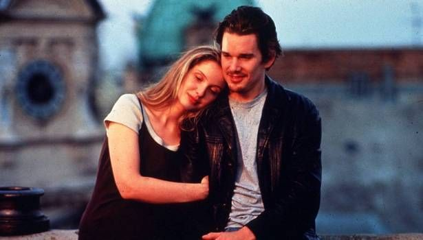Mielőtt felkel a Nap (Before Sunrise) - Online Film - színes, magyarul beszélő, amerikai-osztrák-svájci romantikus dráma, 105 perc, 1995