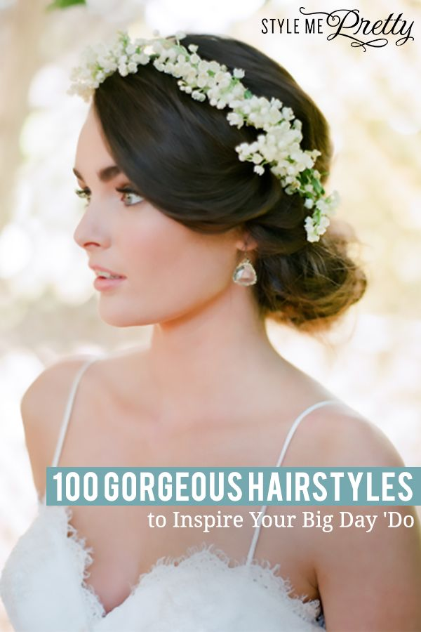 Bride Hairstyles Pleasing 4702 Best Bridal Hairstyles Images On Pinterest
