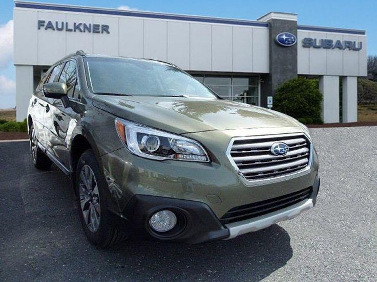 New 2017 Subaru Outback 2.5i Touring in Bethlehem PA 18016 - 453049684
