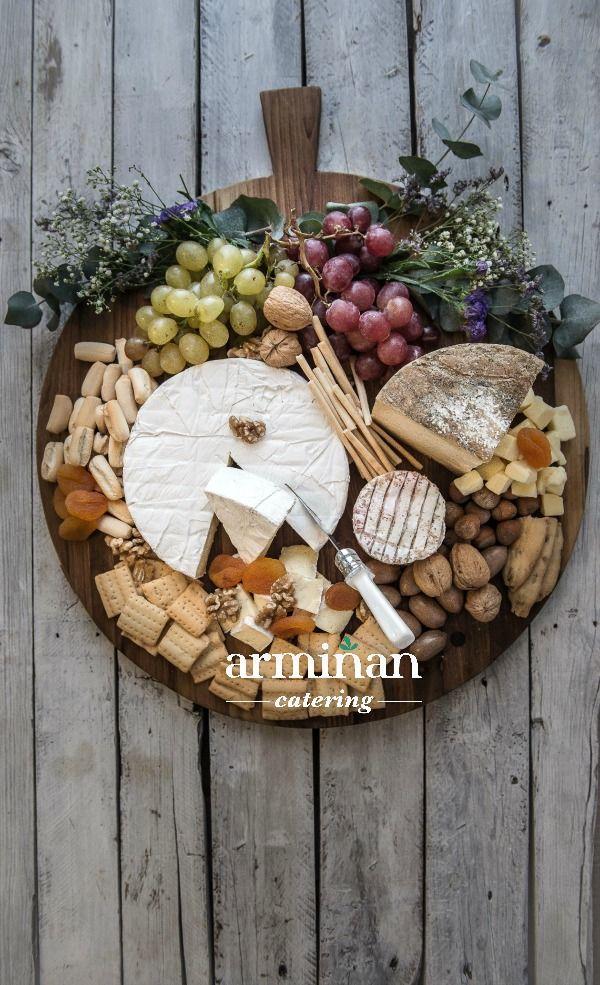 Tabla de quesos Armiñan Catering
