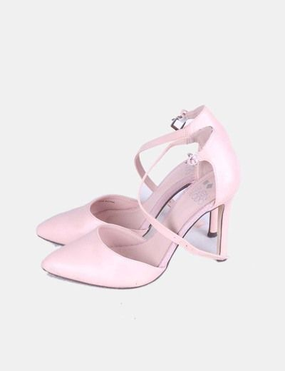 Zapato rosa palo Even & Odd