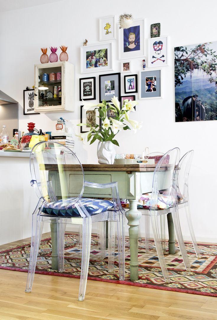 die besten 25 teppich unter esstisch ideen auf pinterest moderner esstisch gro er esszimmer. Black Bedroom Furniture Sets. Home Design Ideas