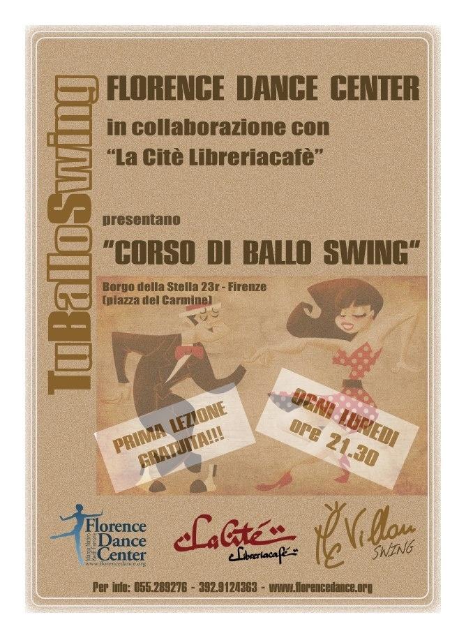 Florence Dance Center  Corso di ballo Swing