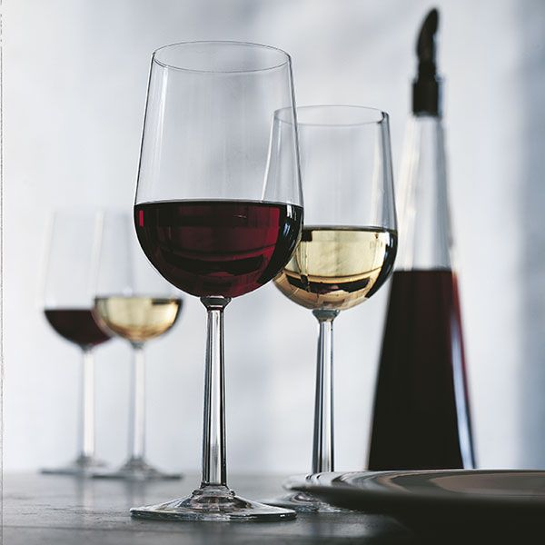 Wieczorne rozmowy przy winie! Zestaw GRAND CRU - ROSENDAHL - DECO Salon. Exclusive wine set. Excellent choice for classic, always elegant and hit gift or souvenir!