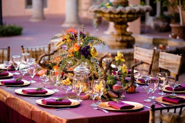 20 Stunning Wedding Table Centerpieces