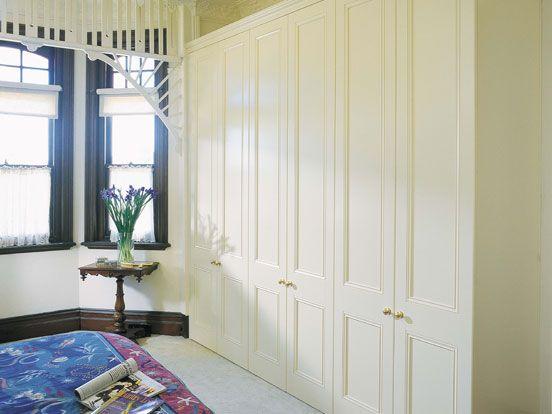 hinged wardrobe doors - Google Search