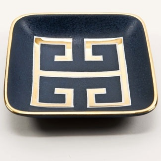 Greek Key Tray