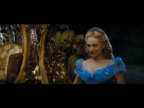 Cinderella - Tuhkimon tarina - suomeksi dubattu traileri - Elokuvateatte...