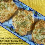 Reduced-Fat Garlic Cheesy Biscuits (Red Lobster Biscuits)