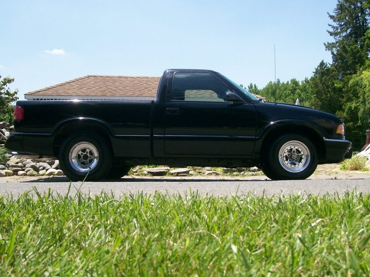 '95 Chevy S10First Car
