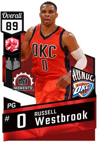 All Current players,ik all but hodges,Russ is King - NBA 2K17 MyTEAM Pack Draft - 2KMTCentral
