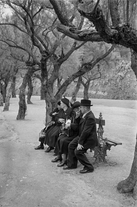 Henri Cartier-Bresson, Biarritz, France, 1953.