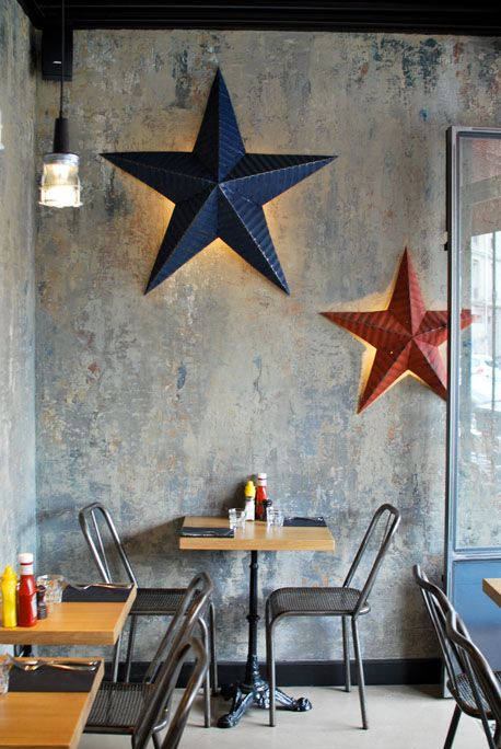 Play like a girl » Bonne adresse # American Kitchen