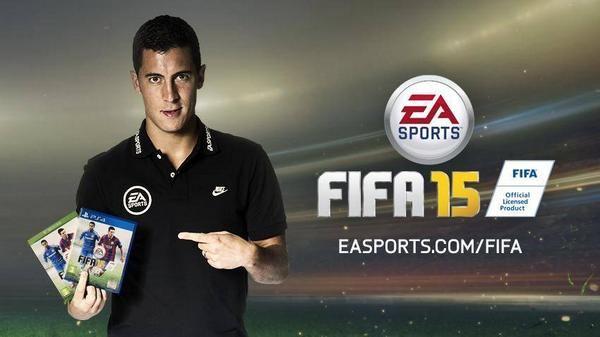 La jaquette de FIFA 15 en France - http://www.actusports.fr/116109/jaquette-fifa-15-en-france/