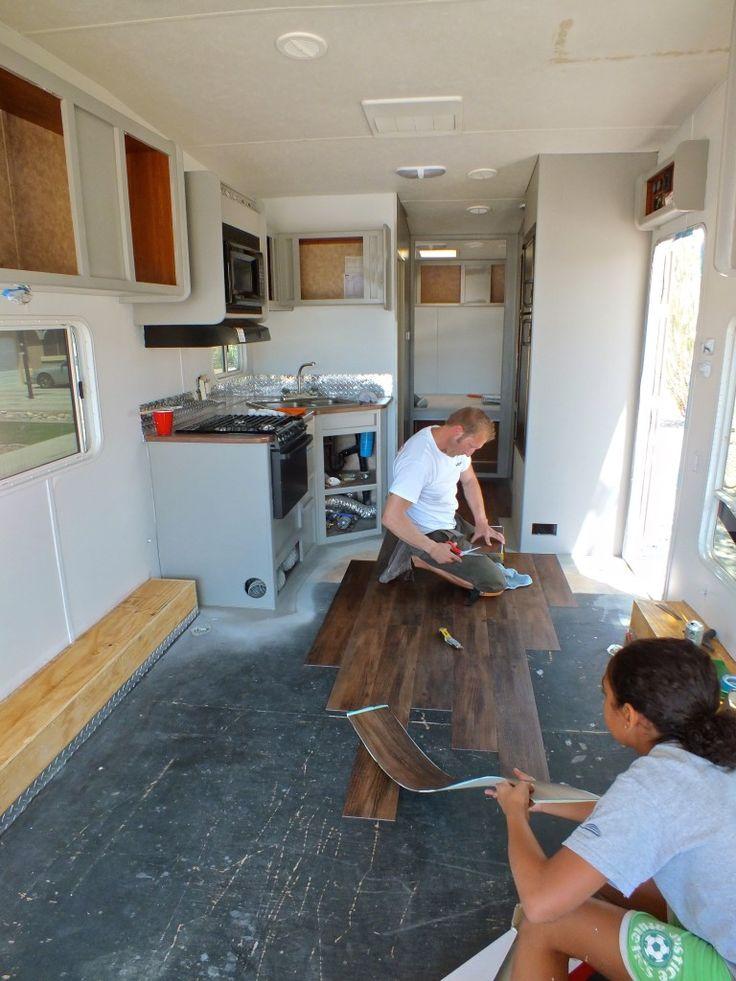wohnwagen renovieren full trailer renovation a renovierenzeltenwohnmobilumbaugestaltenrund blog