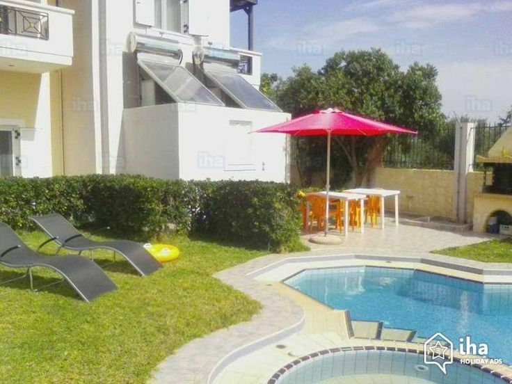View from the swimming pool, Villa in Akrotiri - Advert 47765