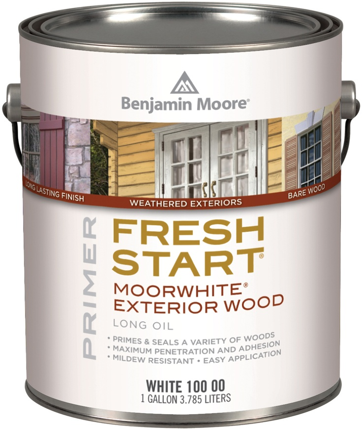 13 best products we love images on pinterest exterior - Benjamin moore exterior wood primer ...