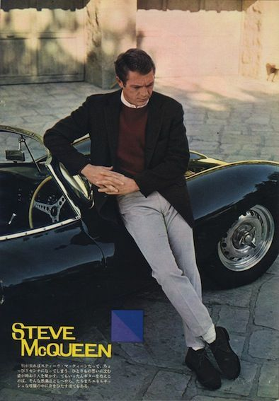 Steve McQueen : You ain't heard nothin' yet!