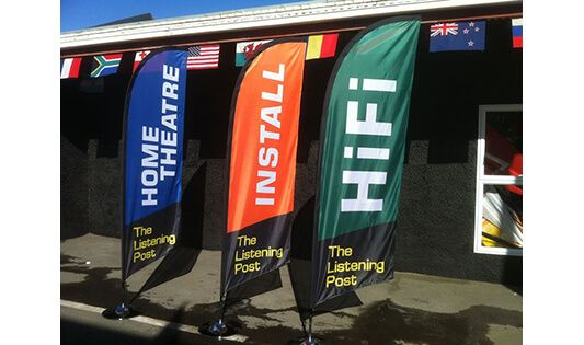 BannerBuzz offers high-quality ‪‎blade‬ ‪‎flags‬ at very affordable prices. Our flags are easy to assemble and come with a free carry bag. You can transport them from one location to another and store them safely for any future use.