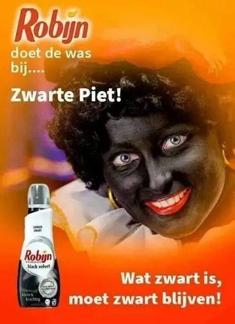 Zwart moet zwart blijven!