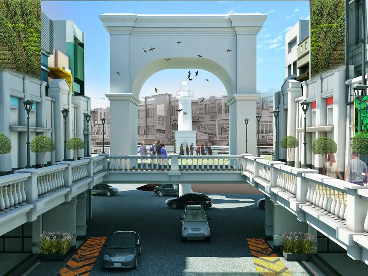 Sayembara Penataan Kawasan Sombaopu Part 5 ~ 1000+ Inspirasi Desain Teknologi Konstruksi Arsitektur