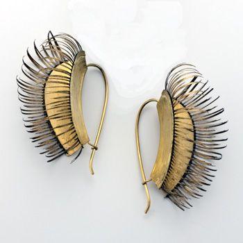 Dionaea Muscipula (Venus Fly Trap) Earrings - Super Fun!