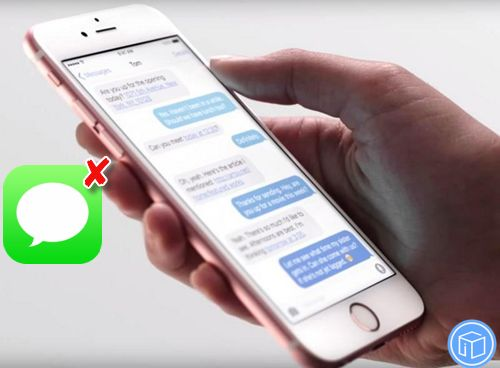 how to get messages back on iphone