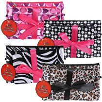 Bulk Zippered Cosmetic Bags 2 Ct Packs At Dollartree Com Dollar
