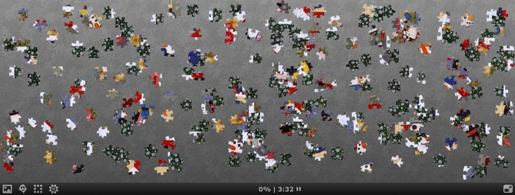 TQS Puzzle: Snowman Paper Dolls by TQS Member, Bengequilter