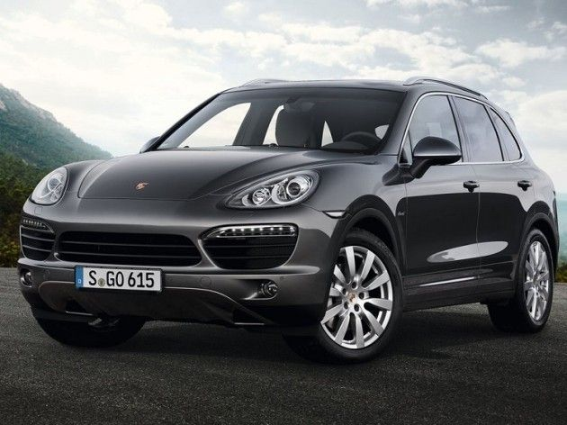 2016 Porsche Cayenne Release date Pricing
