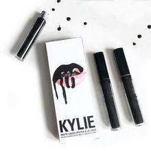 Zestaw Matowy Płyn Szminki Wargi Velvetine Kylie Jenner Kylie Kosmetyki Zestaw…