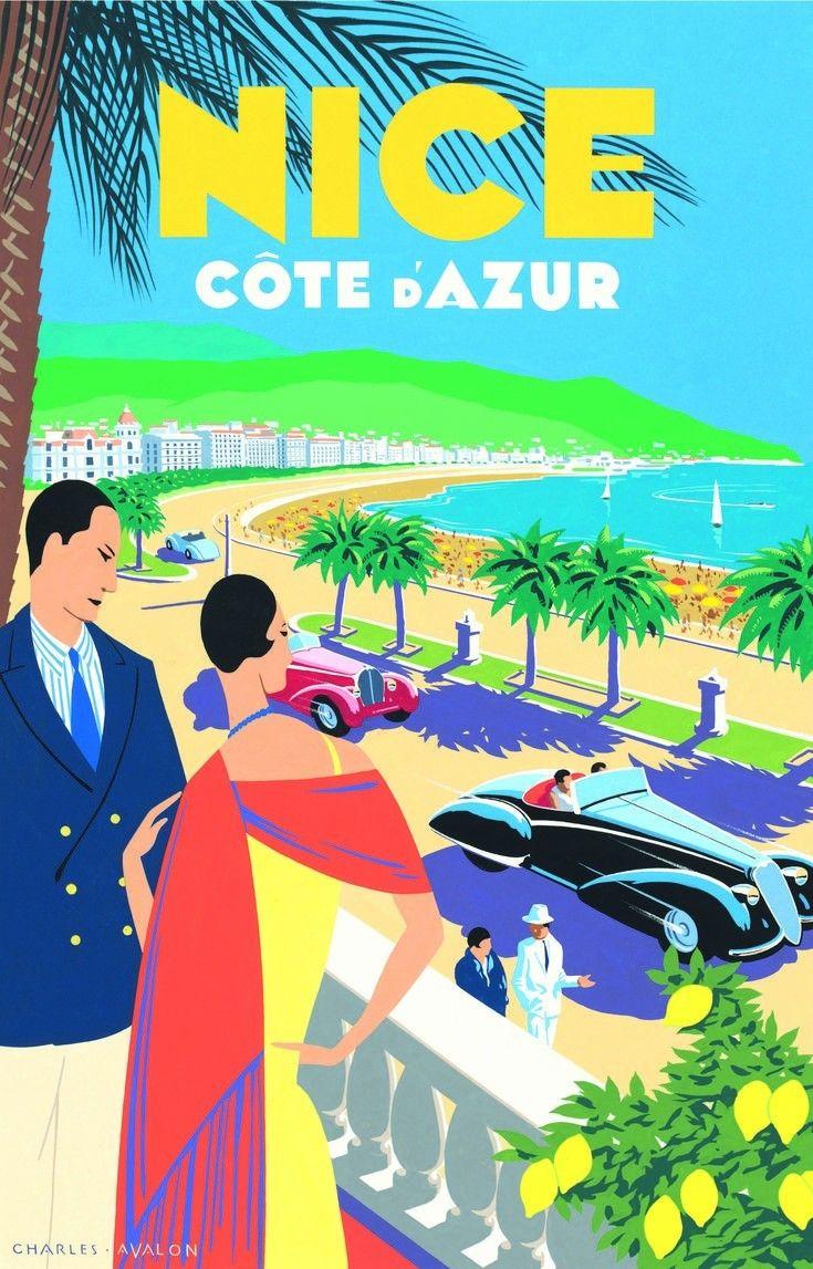 Blaupunkt 1939 Radio 86X119 Germany | Art deco posters