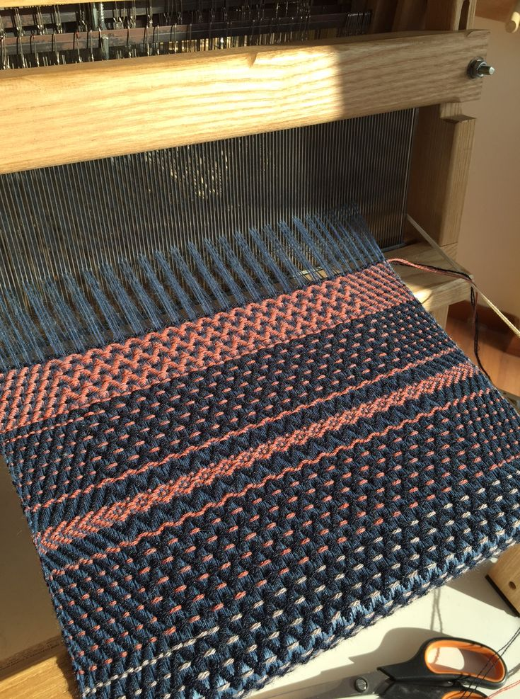 Handwoven Scarf, Textile Design Ideas, Marianna Nello Handwoven Textile Design. New Collection, winter 2017, find it on Etsy-->  https://www.etsy.com/your/shops/MariannaNelloTextile  Handwoven scarf made on a 8-shaft table loom, woven using a combination of 4:4 twill.  #loom #handmade #handwoven #textile #textiledesign #weaving #woven #scarf #etsy #wovenscarf