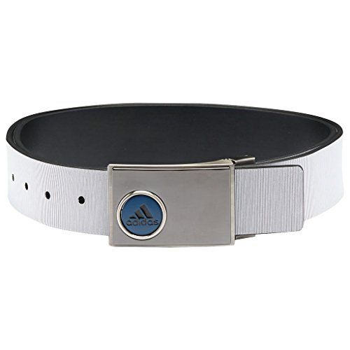 Adidas Golf 2016 Ball Marker Printed Mens Reversible Leather Golf Belt - One Size