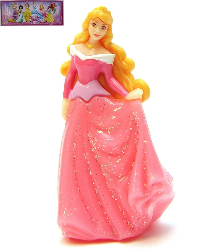 New disney fairy princess figures kinder ferrero surprise girls topper cake toy – Ü – EI