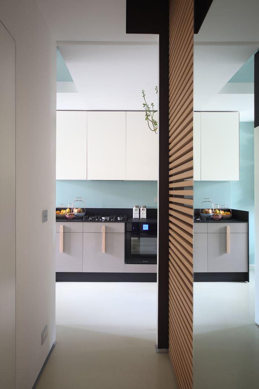Fonction Et Fantasie | Marcante-Testa / UdA Architects + Carola Ripamonti  #refurbishment #