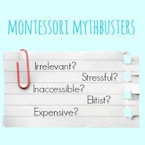 Montessori Mythbusters criticisms