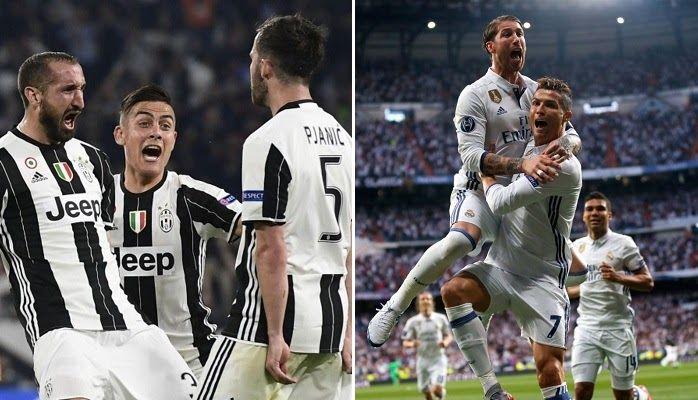 Real Madrid vs Juventus en vivo Final Champions League -