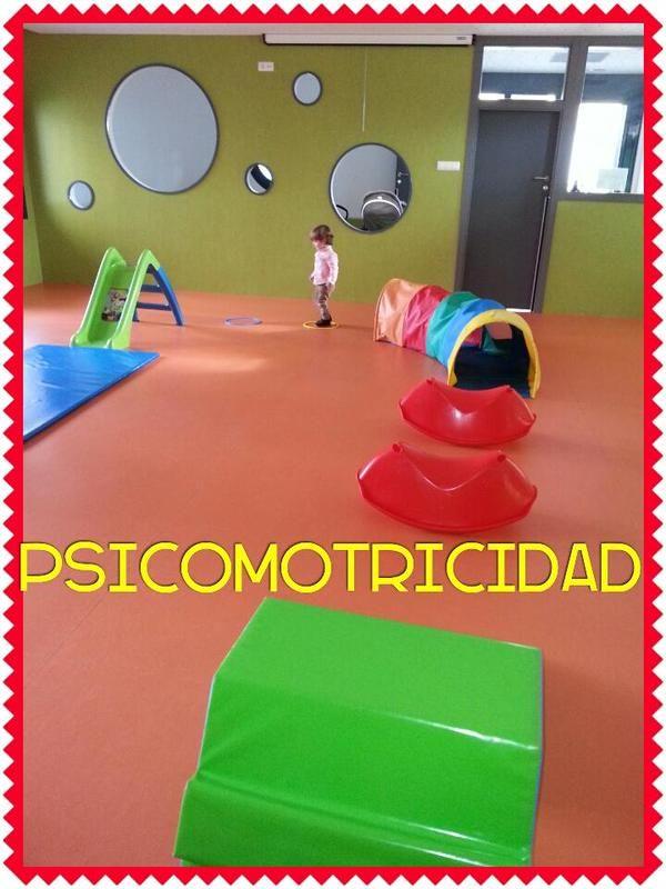 C.I. Champagnat @CIchampagnat Circuito de psicomotricidad #salamancaenruta #compostelaenruta