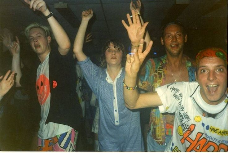 Rave Acid House bleep