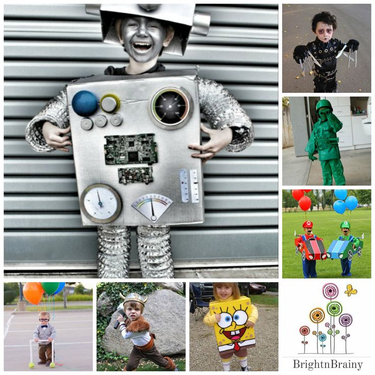 25 Amazing Halloween Costumes You Can Make At Home